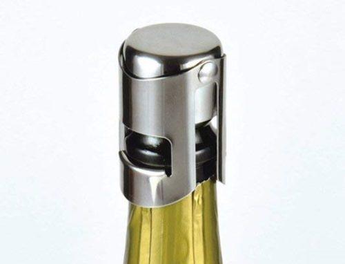 シャンパンの飲みかけ「シャンパンストッパー」