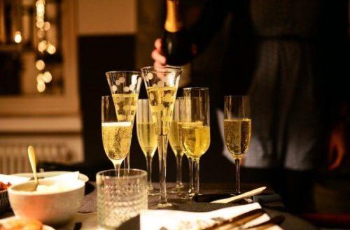 シャンパンに合うパスタ料理