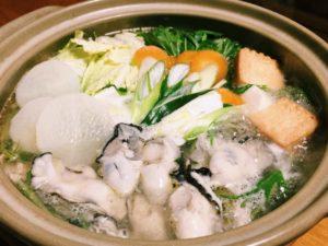 簡単つまみ⑦魚介系の鍋料理