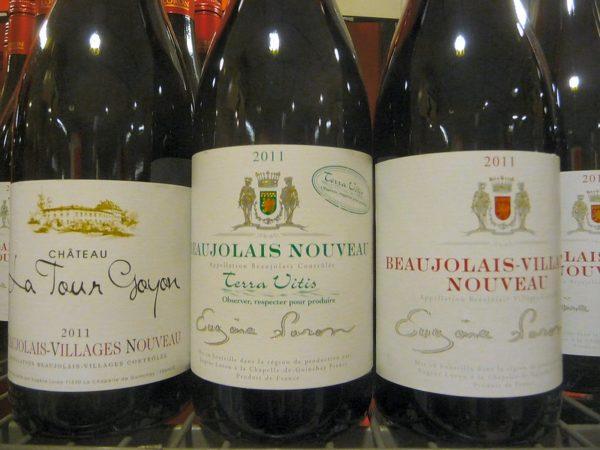 初心者がガチで飲みやすい赤ワイン②ガメイ種を使った赤ワイン