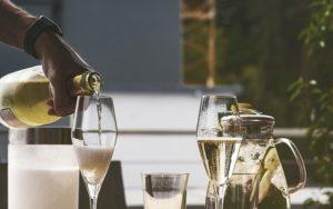ソムリエおすすめ「発泡酒」用ワイングラス