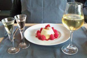 ソムリエおすすめ「デザート」用ワイングラス