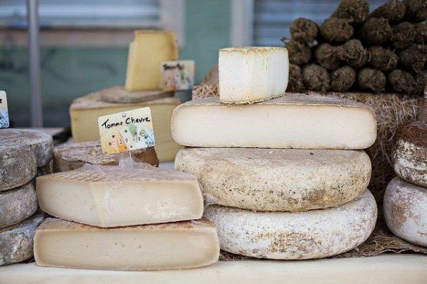 ⑤ハードタイプのチーズ