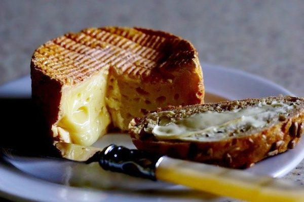 ④ウォッシュタイプのチーズ