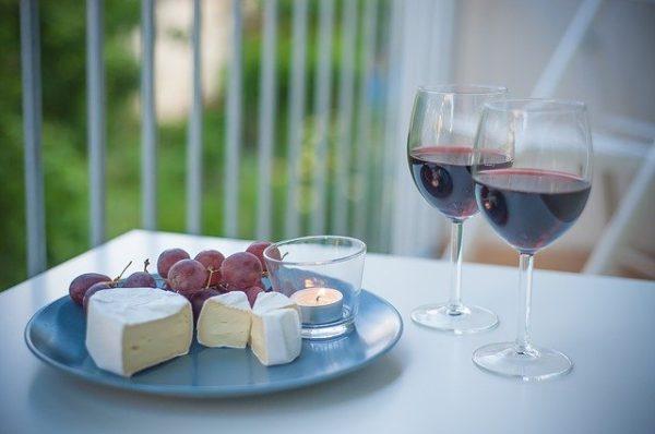 ワインとチーズの基本的な相性